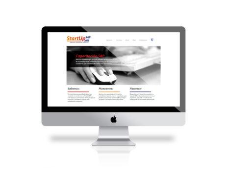 StartUpSAP – Website